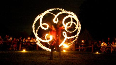Faszination Feuershow