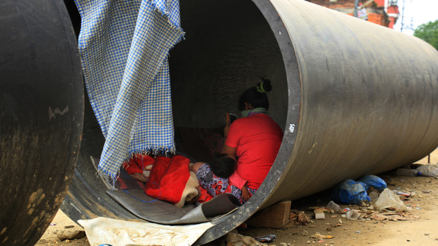 Tollwood Aussteller helfen Nepal