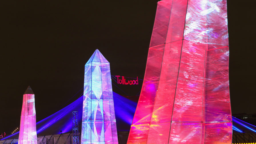 Tollwood Winterfestival