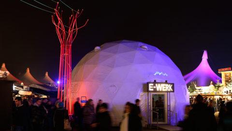 E-Werk Tollwood Winterfestival 2012