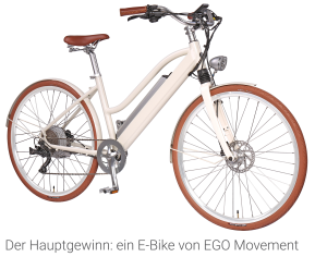 E-Bike von EGO Movement