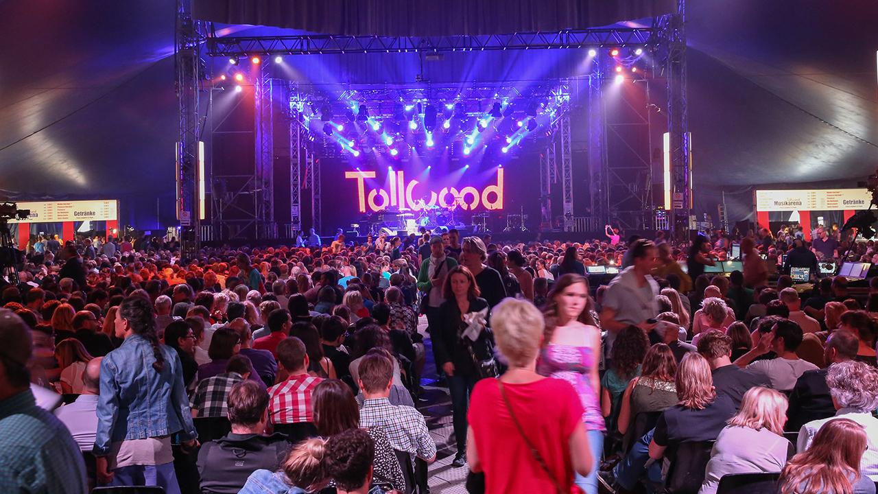 Veranstaltungsort Musik-Arena | Konzerte auf Tollwood