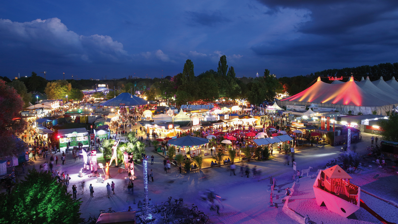 Tollwood Sommerfestival | Tollwood München: Veranstaltungen, Konzerte, Theater, Markt