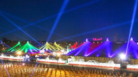 Tollwood Winterfestival 2015