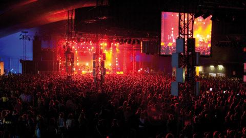 Musik-Arena