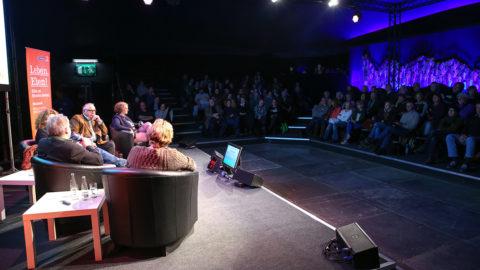 Podiumsdiskussion 'Artgerechtes München' - Weltsalon 2015