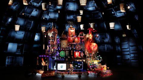 Altar der Verschwendung