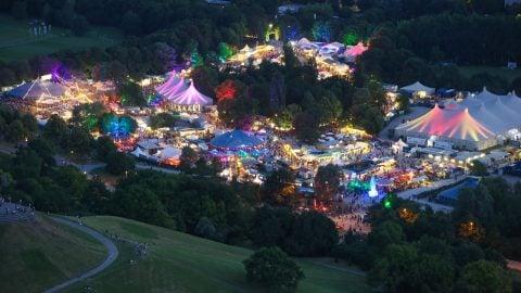 Festivalansicht Sommer 2016