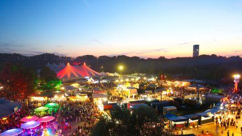Festivalansicht Sommer 2017