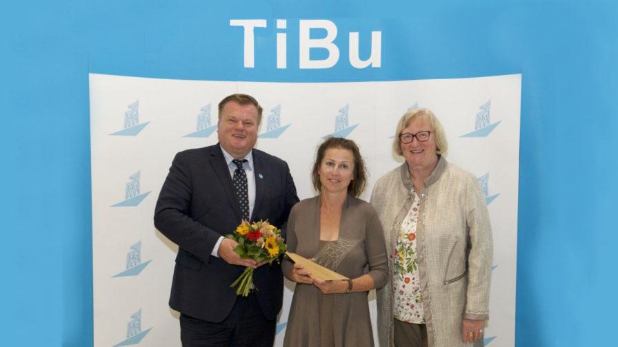 Auszeichnung 'TiBu'