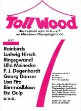 Magazintitel Tollwood Sommerfestival 1989