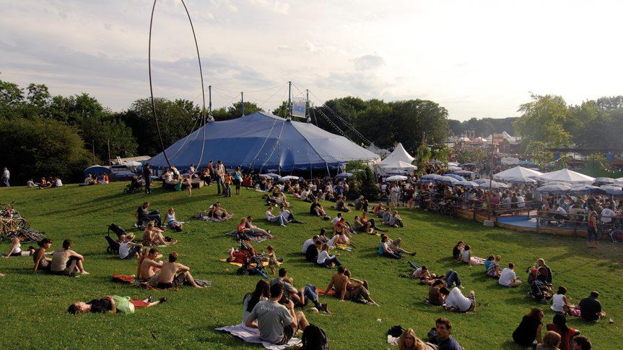 Andechser Zelt Tollwood Sommerfestival 2018