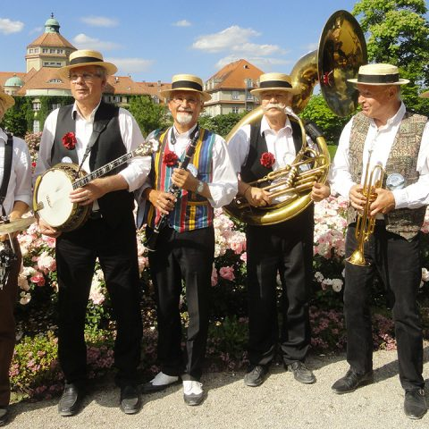 Isar Dixie Stompers Andechser Zelt Tollwood Muenchen