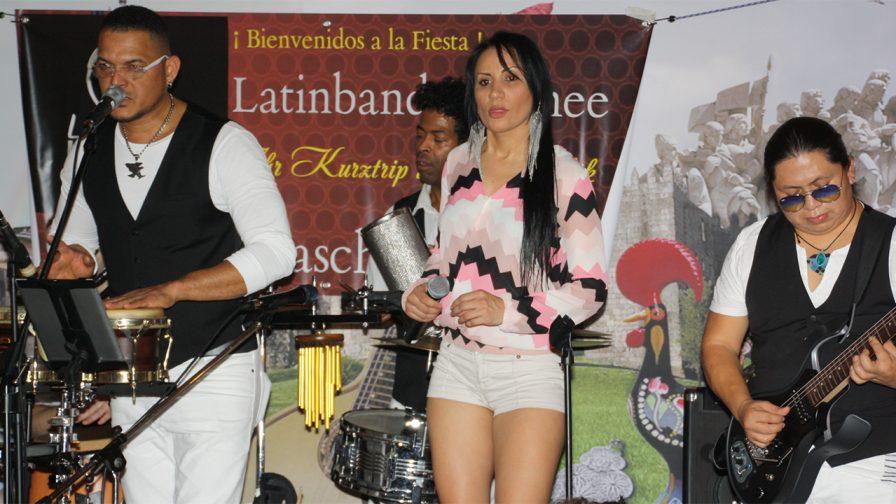 Latinband Kaschee