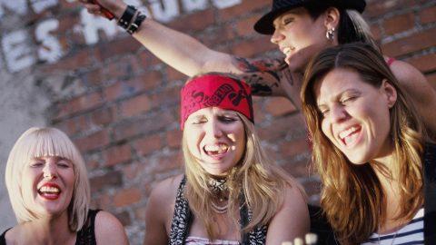 Kitty City Rockers