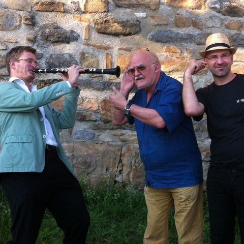 Münchner Klezmer Trio