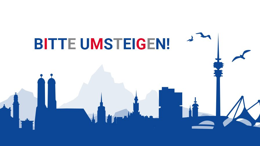 Stadtsilhouette München
