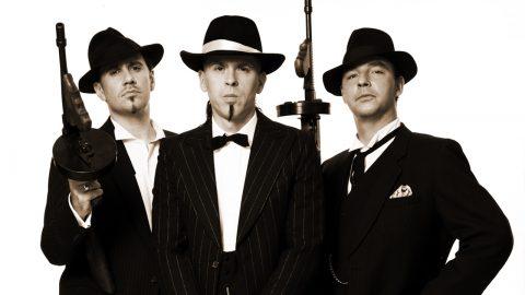 Los Sopranos Konzert im Hexenkessel