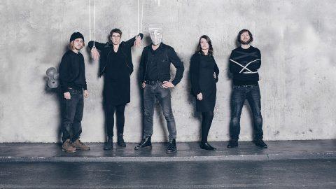 The Moonband Konzert im Hexenkessel