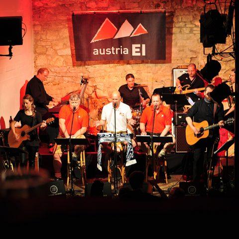 Austria EI im Hexenkessel