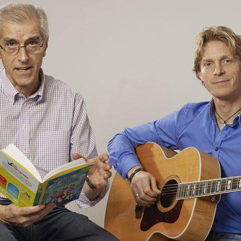 Manfred Mai und Martin Lenz Kinderprogramm im Weltsalon