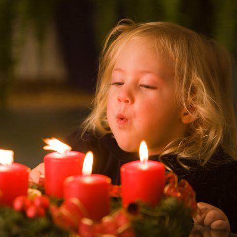Weihnachtliches Kinderprogramm