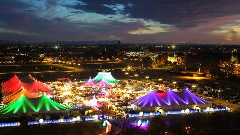 Tollwod Festival Winter 2017