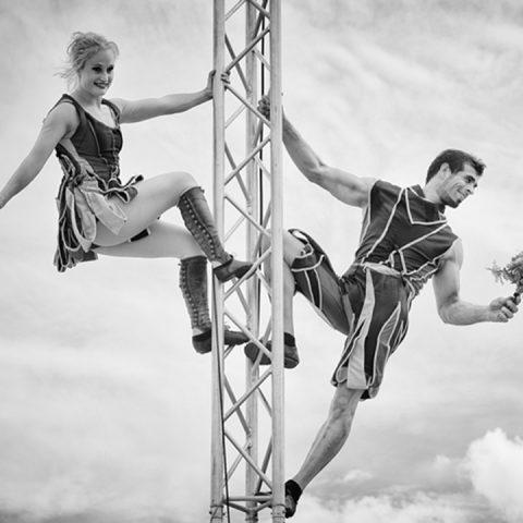 Circus UnARTiq Tollwood Sommerfestival 2018