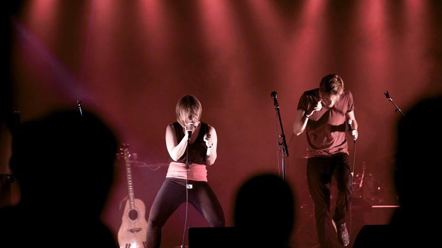 Beatboxing Wiener Blond Jugendprogramm Tollwood Sommerfestival