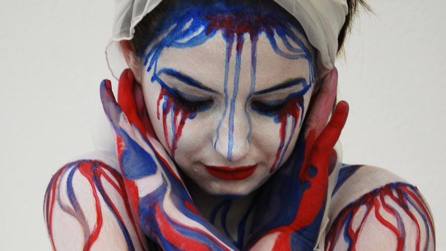 Bodypainting Lucia Jantos