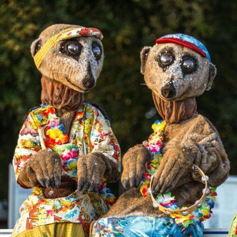 Stelzentheater Die Erdboys Tollwood Sommerfestival 2018
