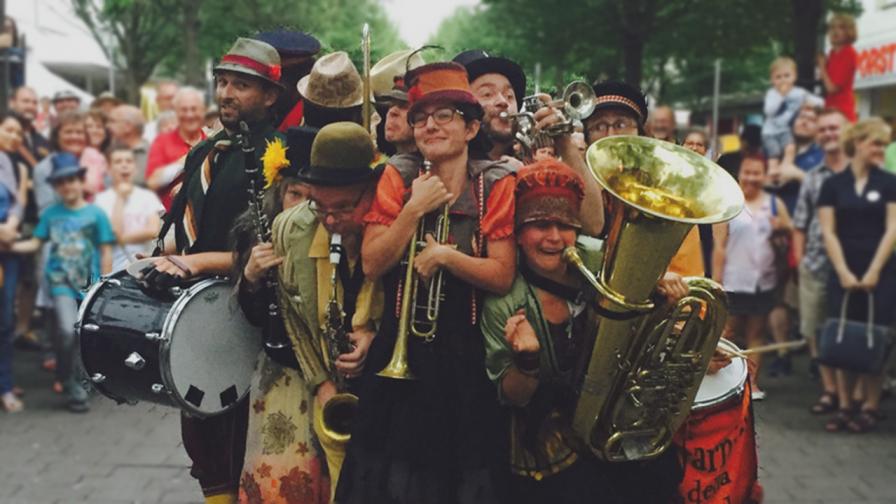 Fanfarniente della Strada Tollwood Sommerfestival
