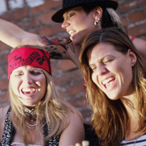 Kitty City Rockers Fassbar