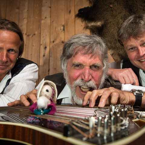 Zither-Manä-Trio Tollwood Sommerfestival 2018