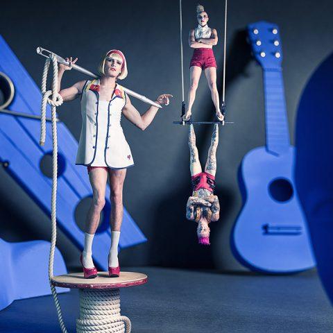 Circus OZ Tollwood Veranstaltungen Muenchen