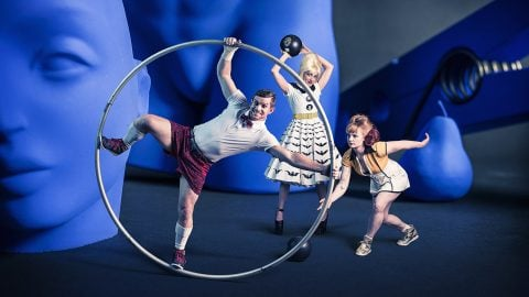 Circus Oz Tollwood Winter 2018