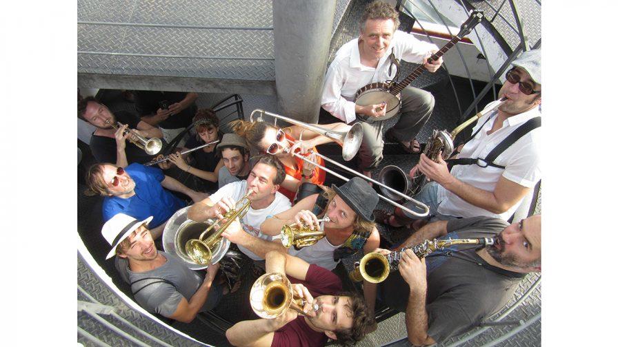 Express Brass Band Hacker Pschorrs Brettl
