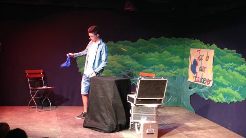 Jacob Der Zauberer Kinderprogramm