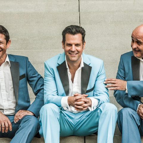 Matthias Heiligensetzer Trio Andechser Zelt Sommerfestival 2018