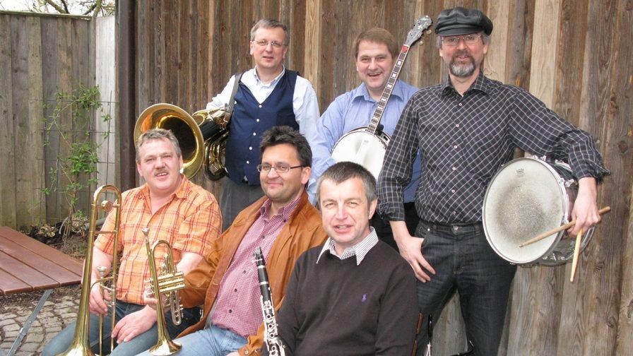 Sir Flints Boheme Jazzers Andechser Zelt