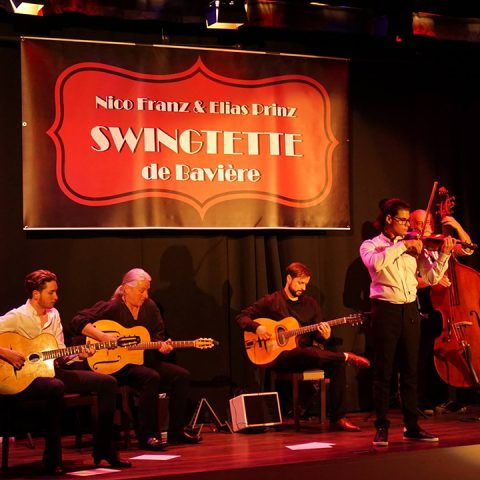 Swingtette De Baviere Andechser Lounge