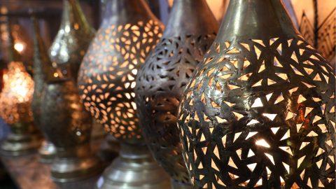 Tollwood Markt der Ideen Marrakesch Zelt