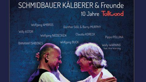 Schmidbauer Kaelberer Best Of CD auf dem Tollwood