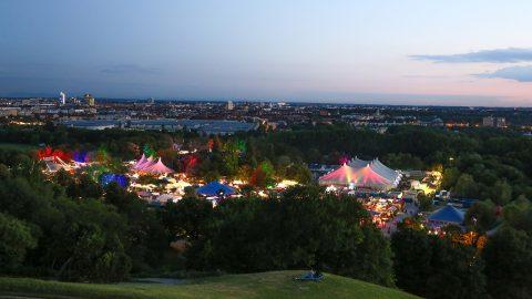 Festivalansicht Sommer 2018