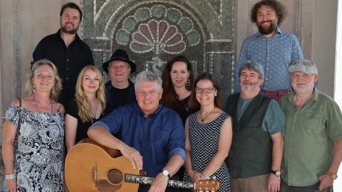 Dieter Reiter Mit Paul Daly Band