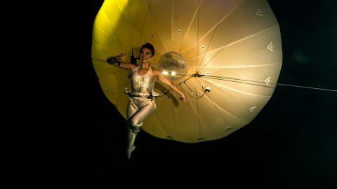 The Dream Engine Heliosphere