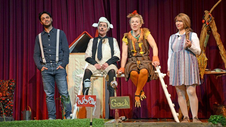 Wolle Und Gack Musiktheater Lupe