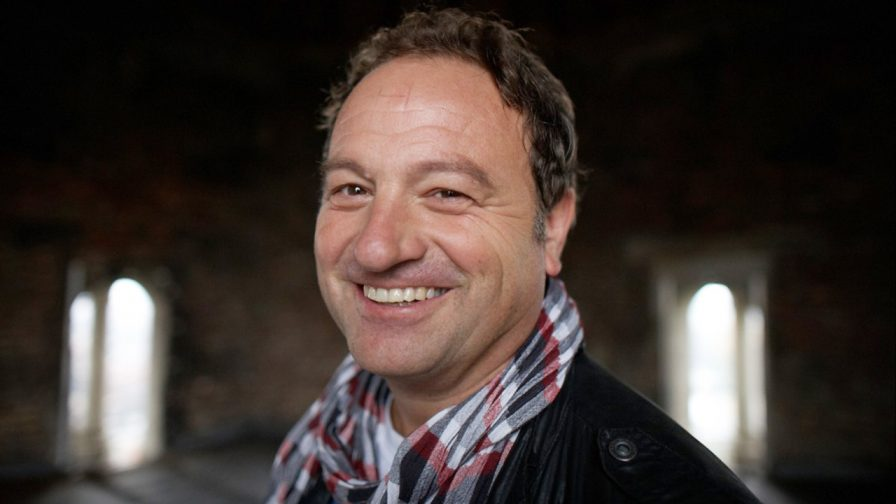 Rainer Maria Schießler Podiumsdiskussion Weltsalon 2018
