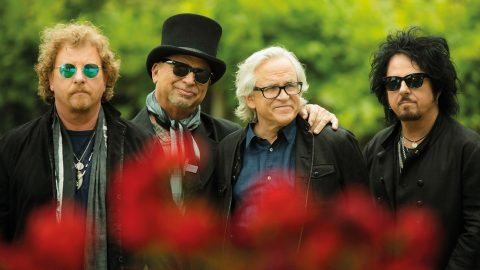 TOTO Konzert Musik-Arena 2019 Tollwood Festival