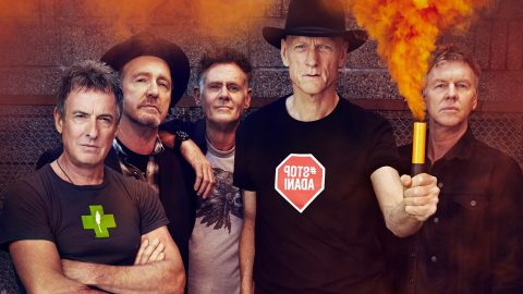 Midnight Oil Tollwood Sommerfestival 2019